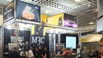 M3C booth