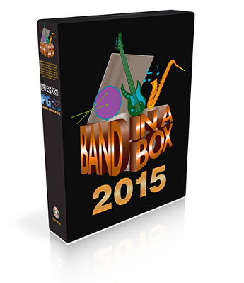 Band-in-a-Box 2015