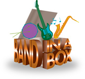 Band-in-a-Box<sup>&reg;</sup>logo