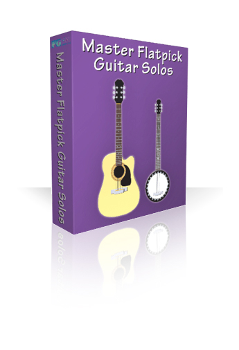 Master Flatpick Guitar Solos  - Features