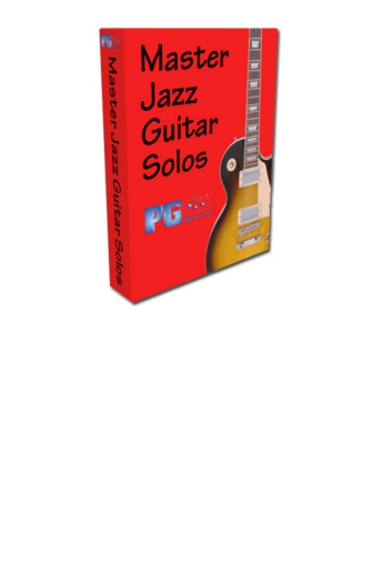 Master Jazz Guitar Solos - Features
