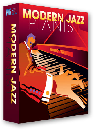 PG Music - Modern Jazz Pianist for Windows Features