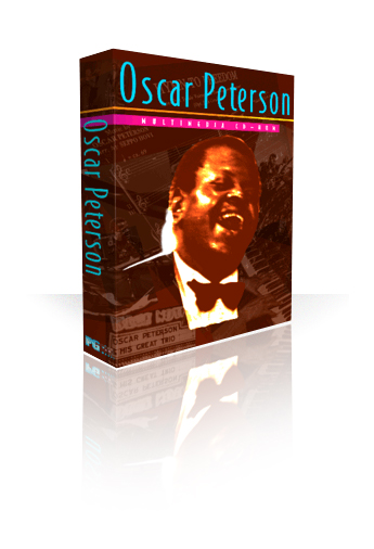 Oscar Peterson Multimedia CD-Rom