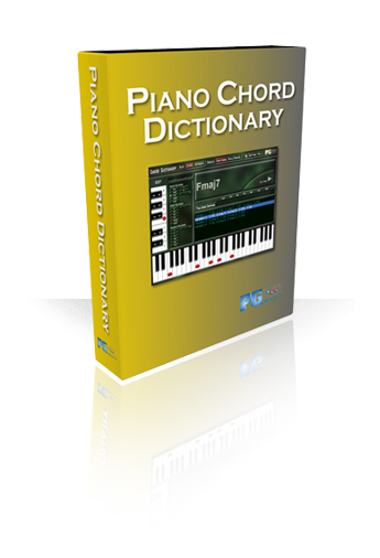 Pg Music Piano Chord Dictionary Features