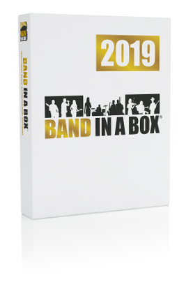 Band-in-a-Box<sup>®</sup> 2019