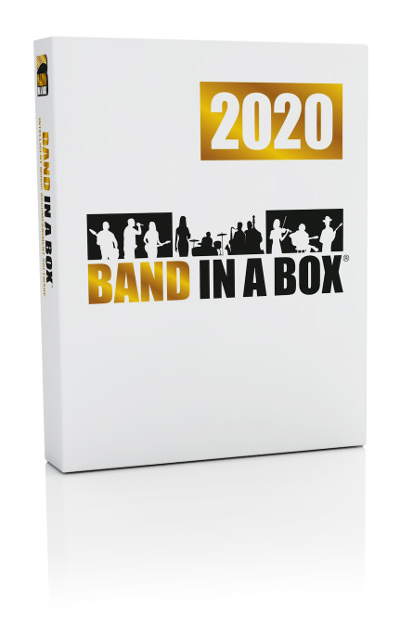 Band-in-a-Box 2020
