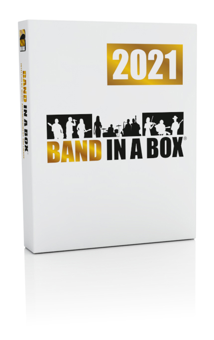Band-in-a-Box 2021