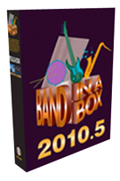 Band-in-a-Box <br> for WIndows