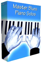 Master Blues Piano Solos
