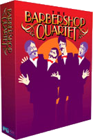 The Barbershop Quartet<br>Volume 1 & 2