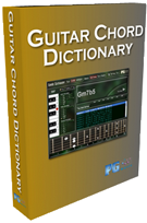 The Guitar Chord Dictionary