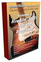 GuitarStar Volume 2: Rockin' Riffs for the Beginner