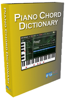The Piano Chord Dictionary