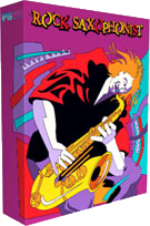 The Rock Saxophonist