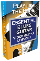 Essential Blues Guitar<br> Volume 1&amp; 2