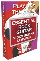 Essential Rock Guitar<br> Volume 1&amp; 2