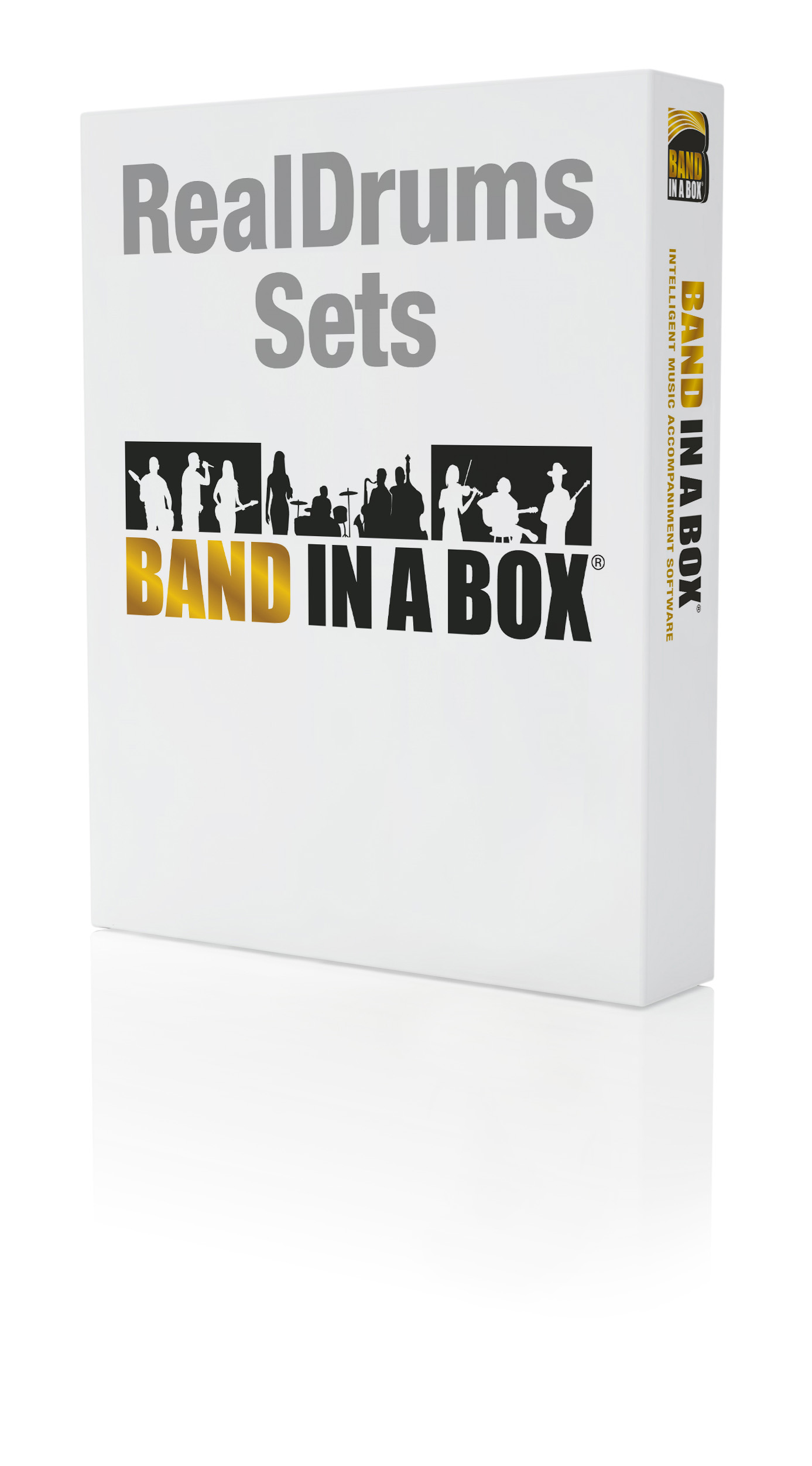 PG Music - Band-in-a-Box for Windows - All RealDrums Sets