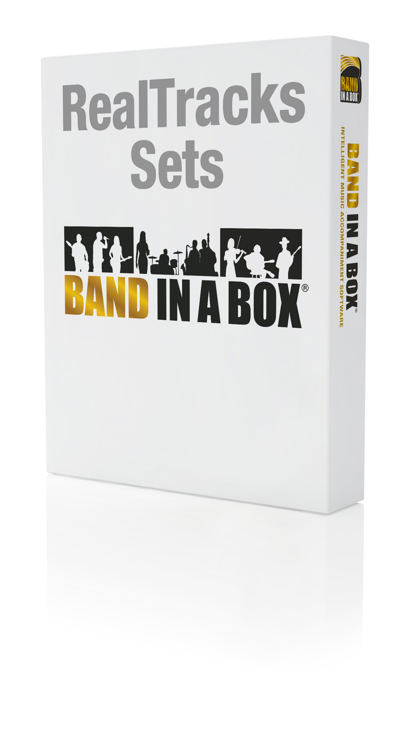 Pg Music Band In A Box For Windows Realtracks Sets