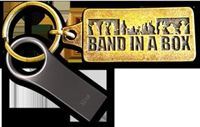 Flash Drive with Keychain