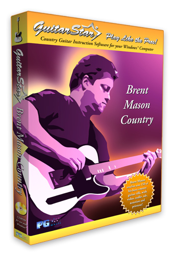 Guitar Star Brent Mason Country
