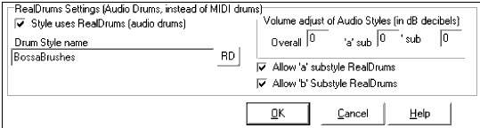 RealDrums Style Example 11