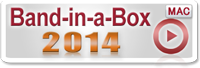 Band-in-a-Box 2014 New Features Video