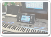 Play Video - playing Band-in-a-Box<sup>®</sup> through the (Yamaha Tyros Part I)