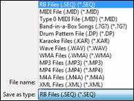 PG Music - Online Manuals - RealBand 2018 User's Guide